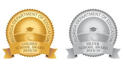 Golden and Silver Schools Awardees