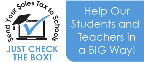 Send Your Sales Tax to Schools