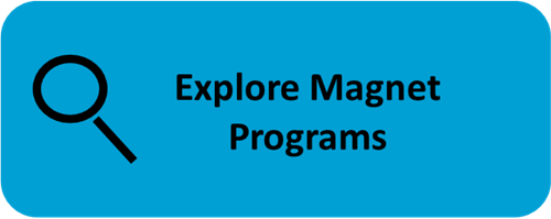 magnifying glass with magnet programs
