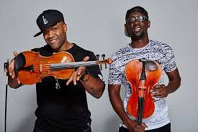 Black Violin's Impossible Tour features BCPS Students  Performance Takes Place on February, 21