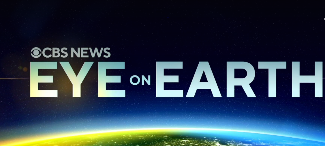 CBS Eye on Earth