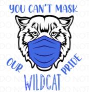 FACE MASK ARE MANDATORY FOR ALL PERSONS ON CAMPUS