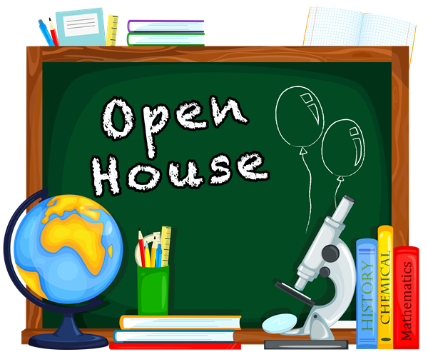 Virtual Open House - August 25
