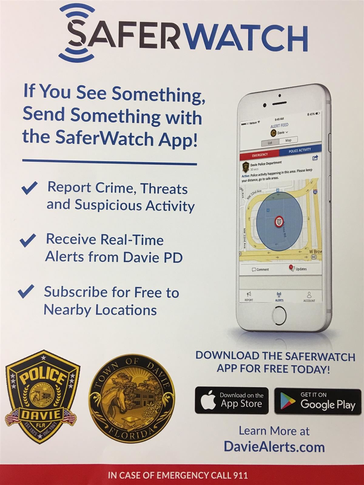 SAFERWATCH