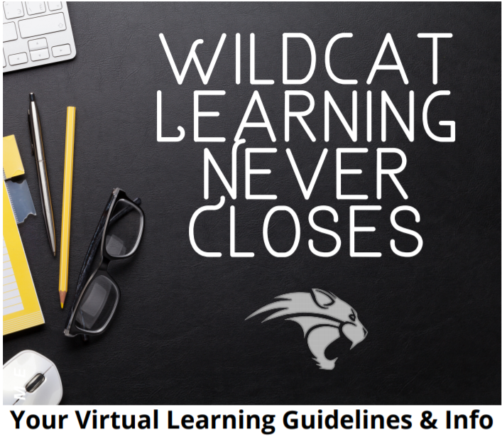 Wildcat Learning Never Stops image