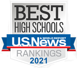 Best High School ranking