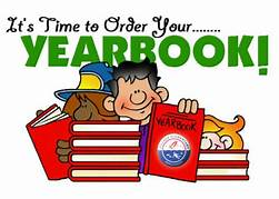 Yearbooks On Sale Logo