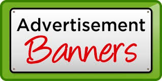 Advertisement Banners