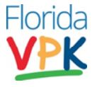 Florida VPK logo in primary colors