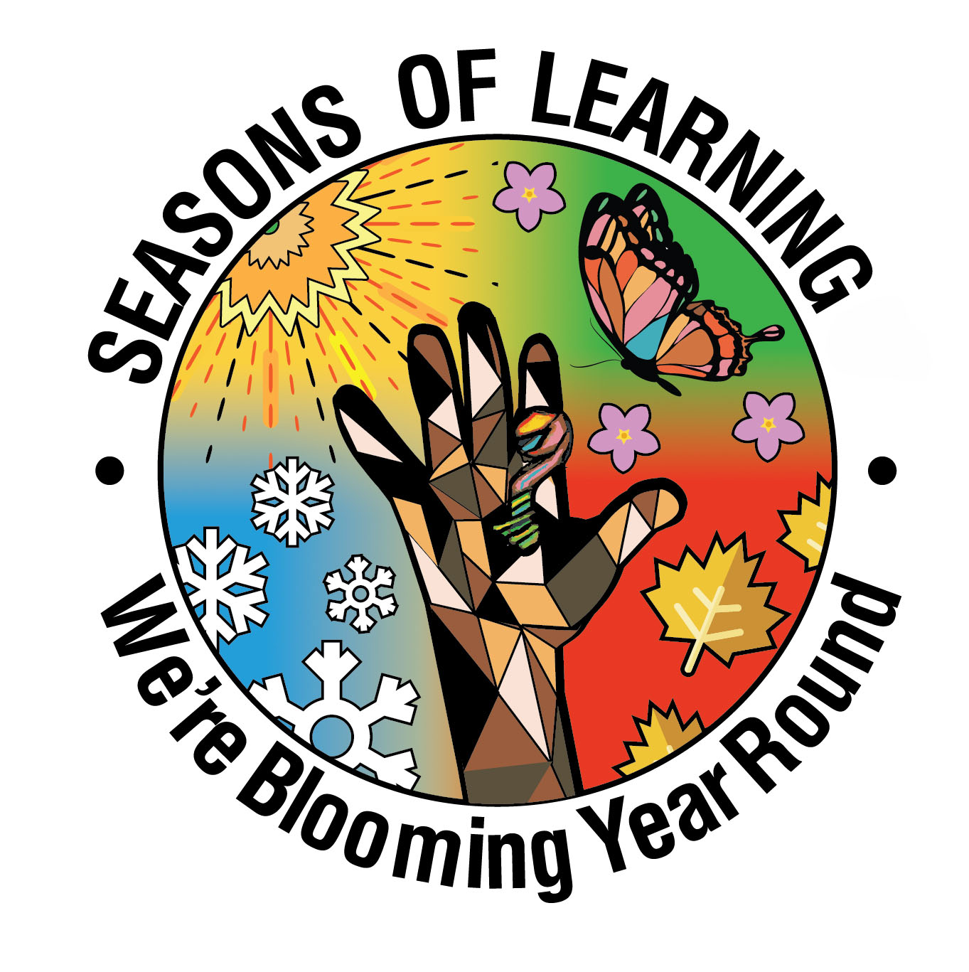 Seasons of Learning Logo