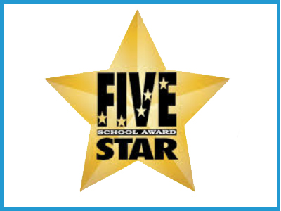 BCPS Schools Recognized as Five Star Schools